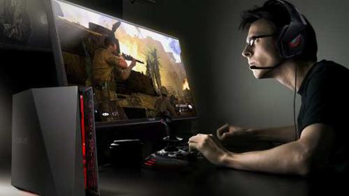 écran pc gamer